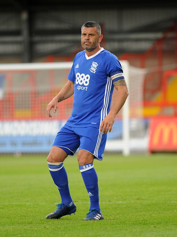 40 - Paul Robinson - defender - First Team
