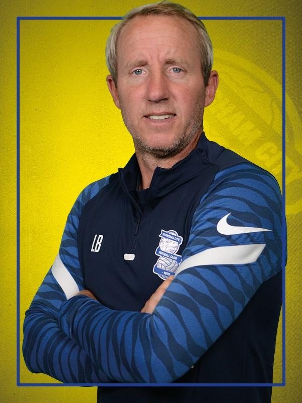 Lee Bowyer - head coach - Men's