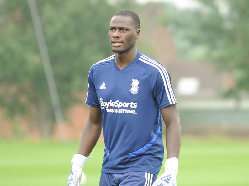 Michael Luyambula.