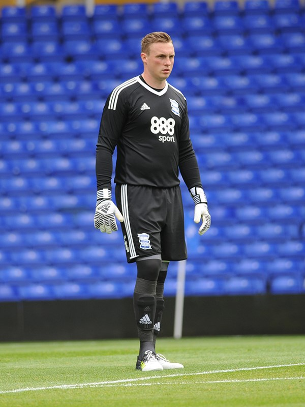 13 - David Stockdale - goalkeeper - First Team