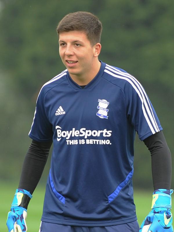 Adam Siviter - goalkeeper - U23s