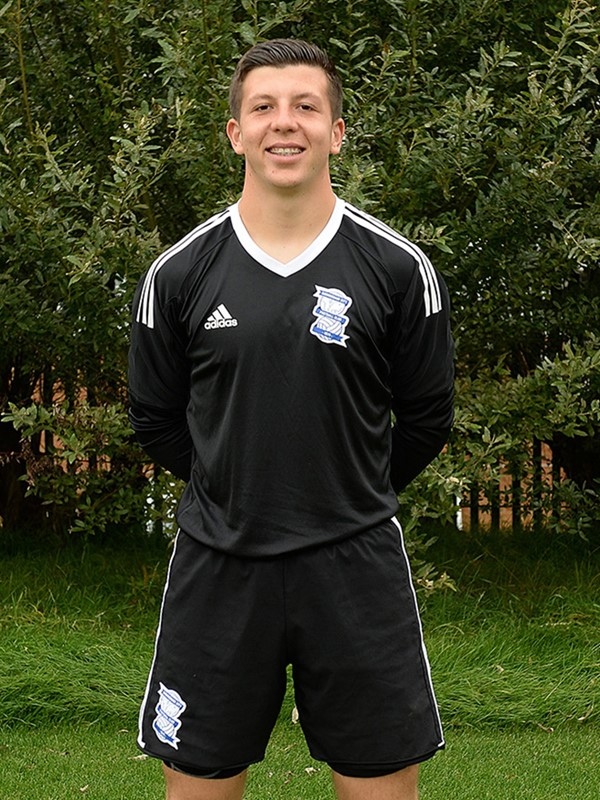 Adam Siviter - goalkeeper - U18s