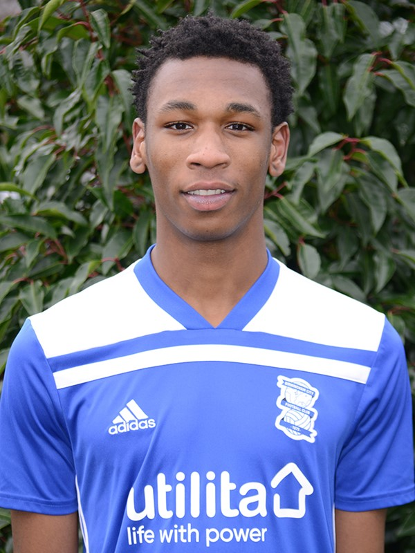 Nico Gordon - defender - U18s