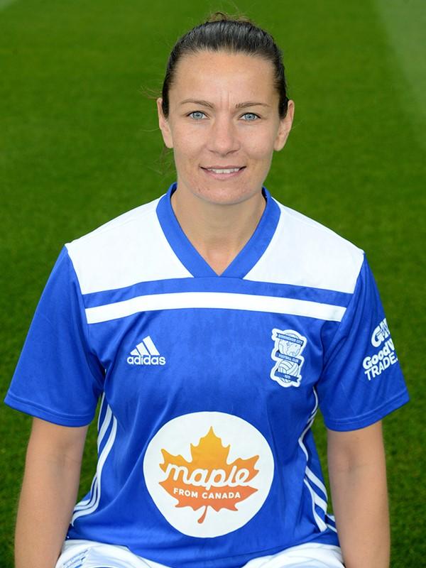 19 - Emily Westwood - defender - Women's