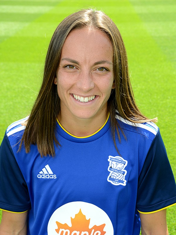 37 - Lucy Staniforth - midfielder - Women's