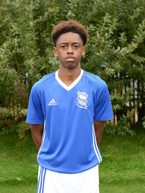 Nick  Kinina - defender - U18s