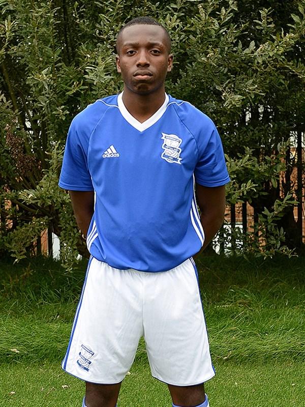 Jordan Clarke - midfielder - U18s