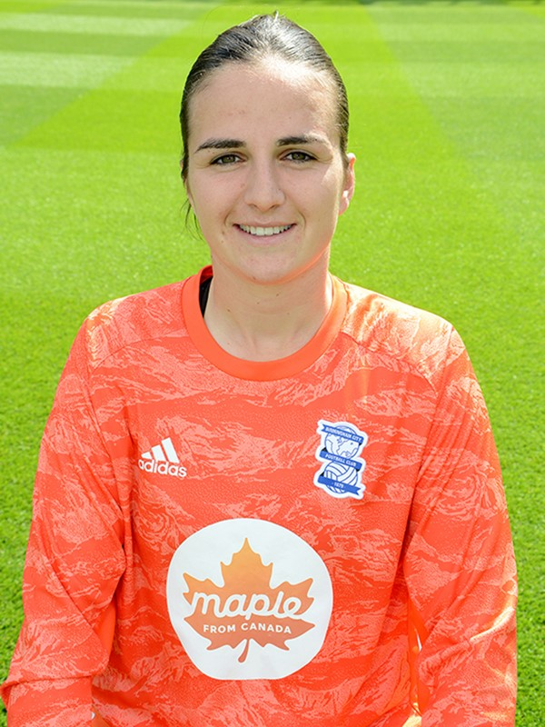 13 - Alexandra Brooks - goalkeeper - Women's