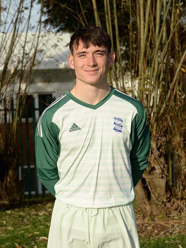 Josh Bradley-Hurst - goalkeeper - U18s