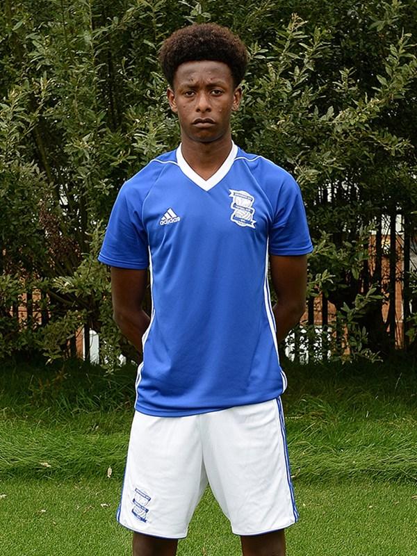 Kieron Dawes - defender - U18s
