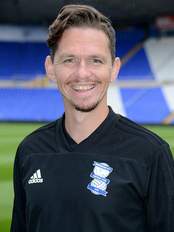 Marc Skinner - first team manager - Women's Team