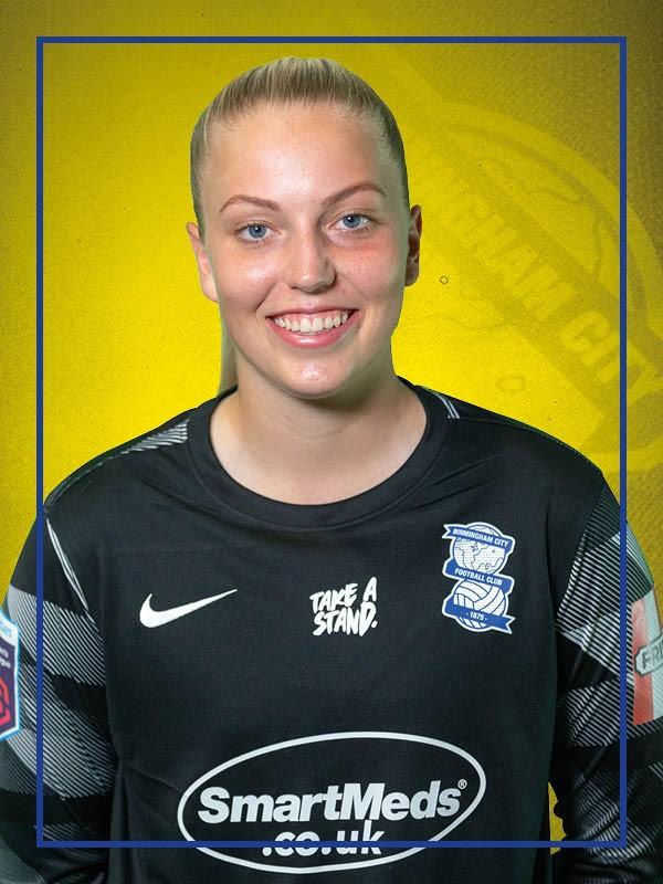 21 - Emily Ramsey - goalkeeper - Women's