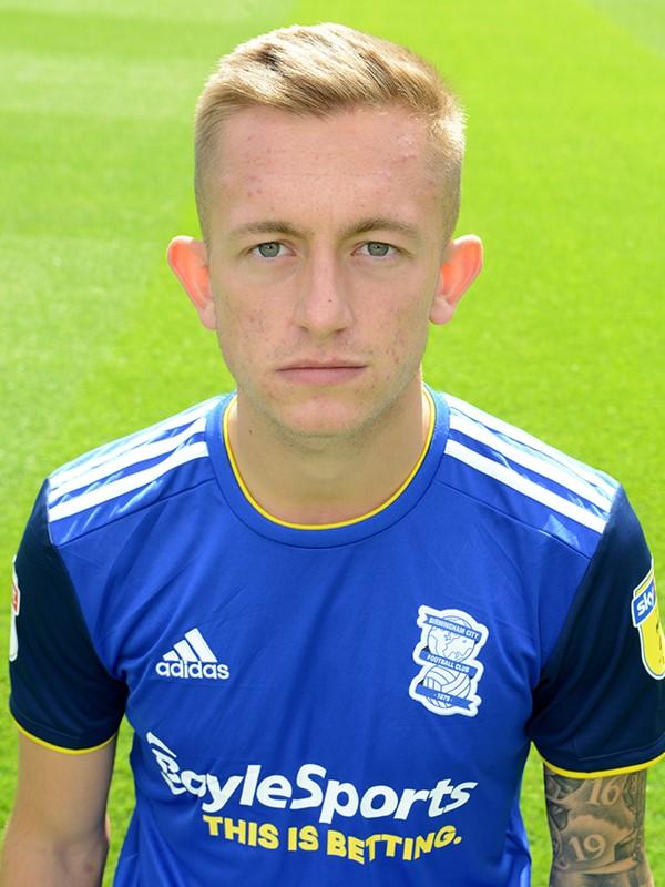 31 - Charlie Lakin - midfielder - Men's