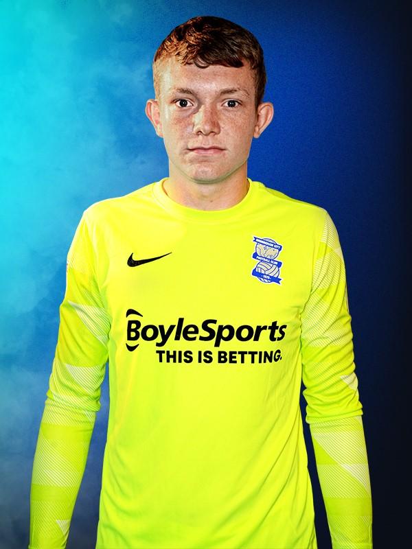 39 - Aaron Clayton - goalkeeper - Men's