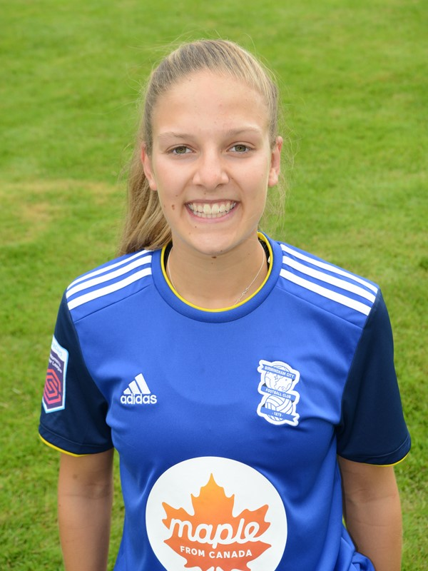 17 - Heidi Logan - midfielder - Women's