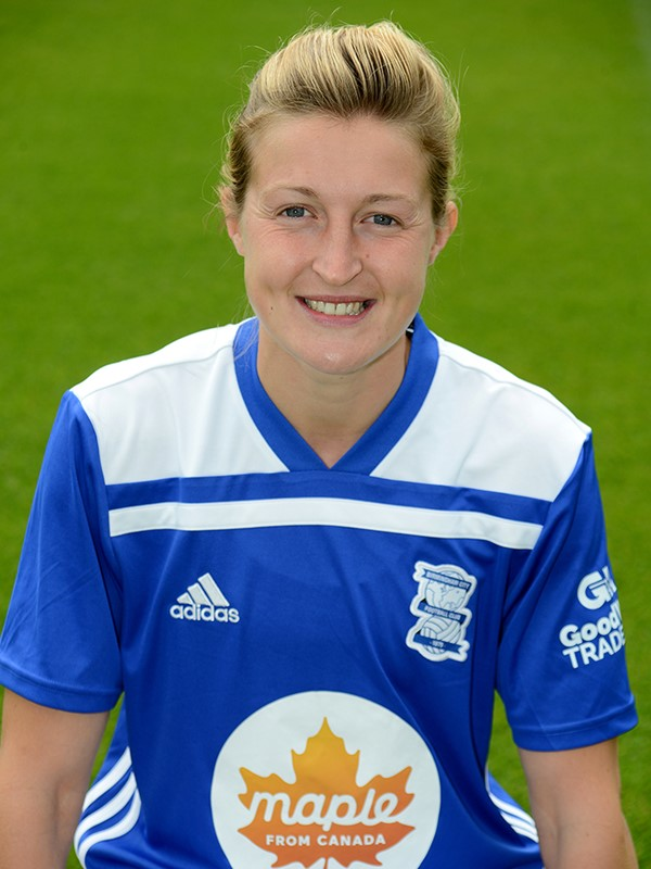 9 - Ellen White - forward - Women's