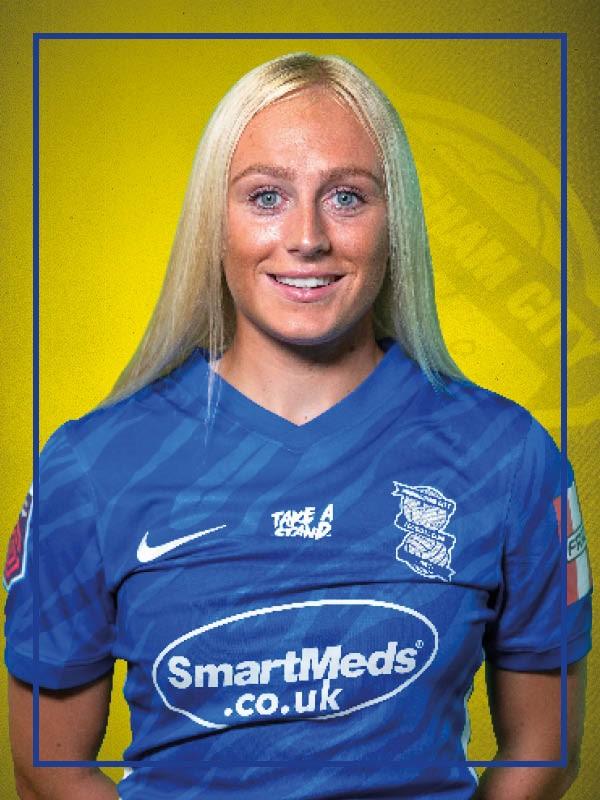 12 - Libby Smith - forward - Women's