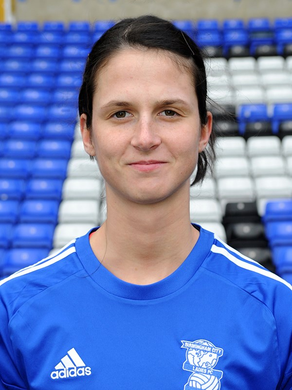 12 - Abbey-Leigh Stringer - midfielder - Ladies