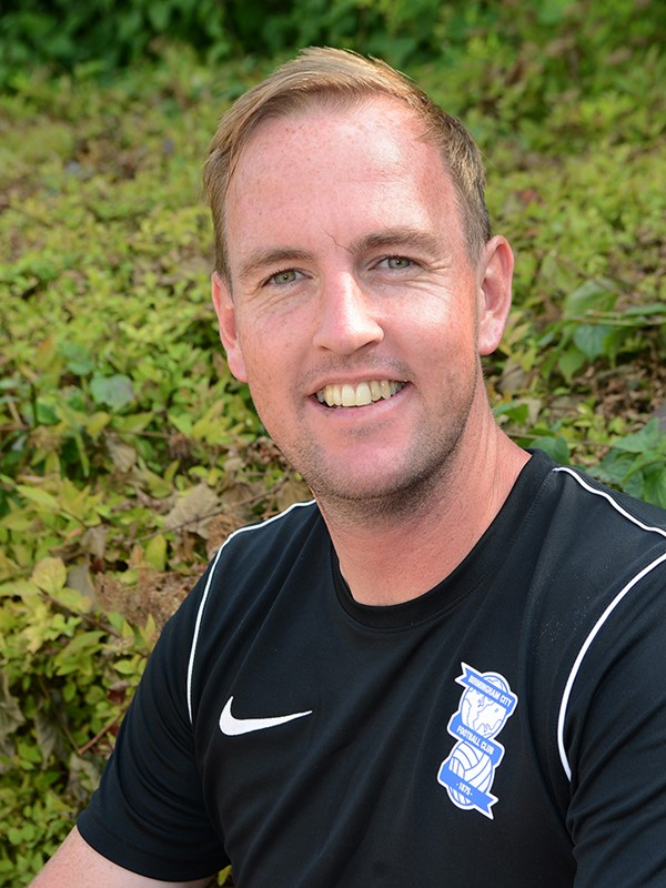 Mike Dodds - head of the professional development phase - U18s