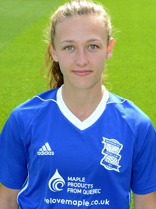 15 - Charlie Wellings - forward - Ladies