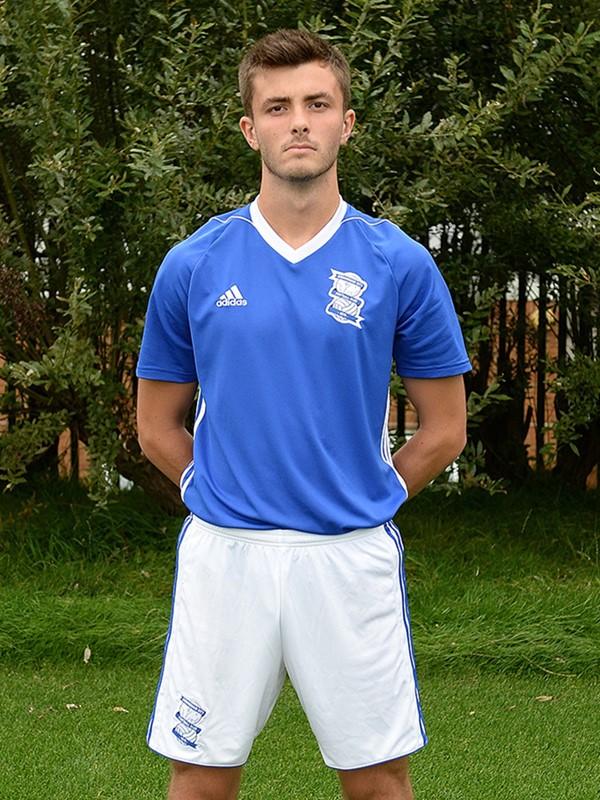 Ben Forrest - defender - U18s