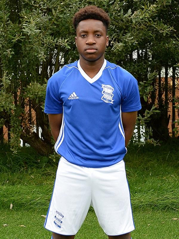 Christ Mayuba - midfielder - U18s