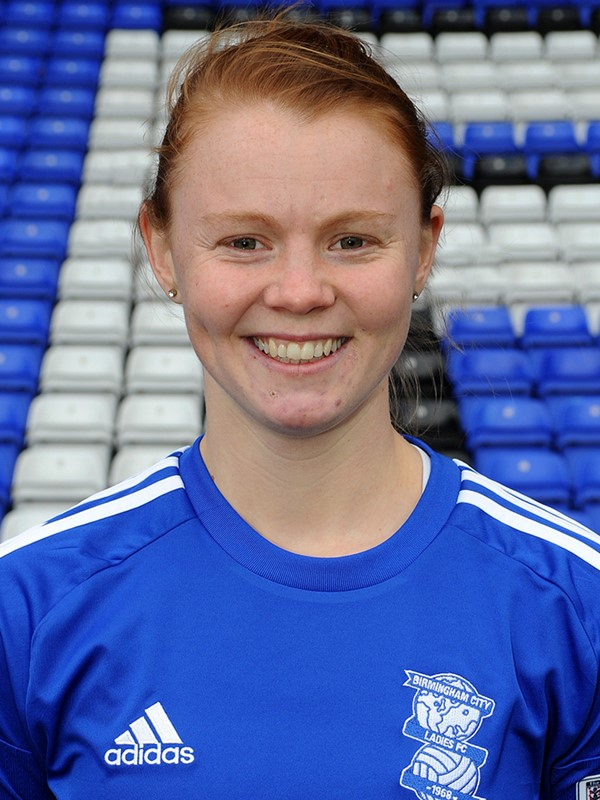 3 - Meaghan Sargeant - defender - Ladies