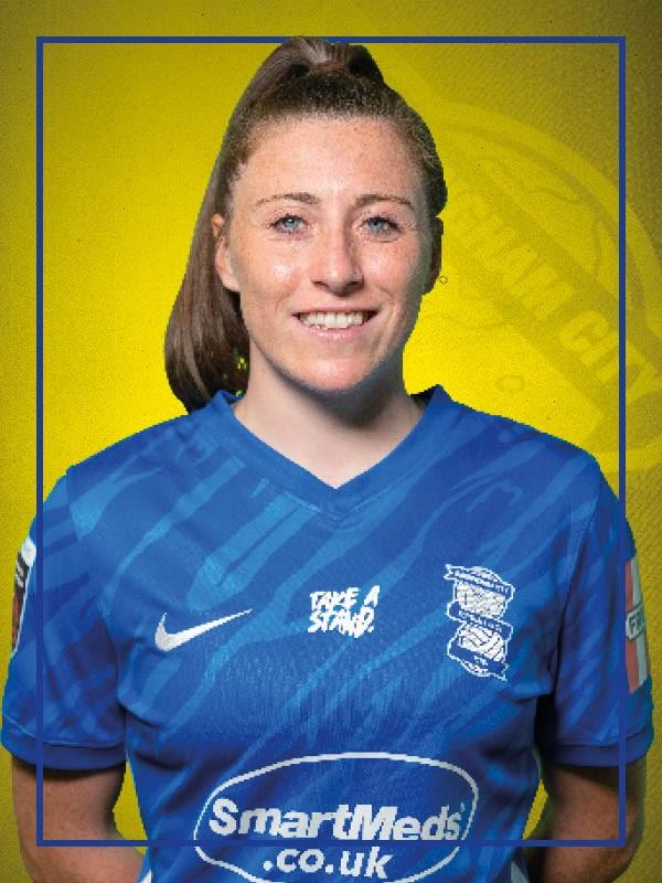 17 - Lucy Quinn - midfielder - Women's