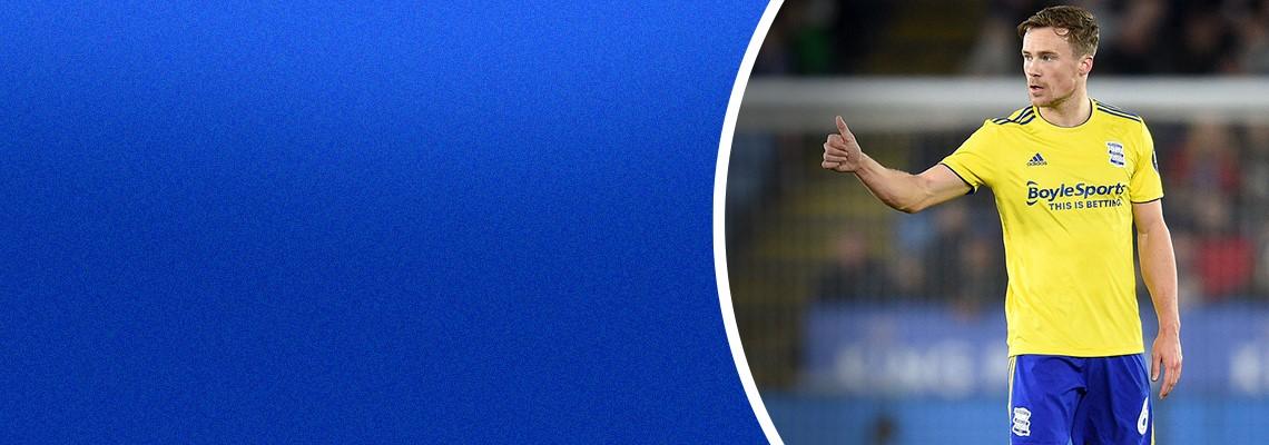 Maikel Kieftenbeld in action against Leicester.