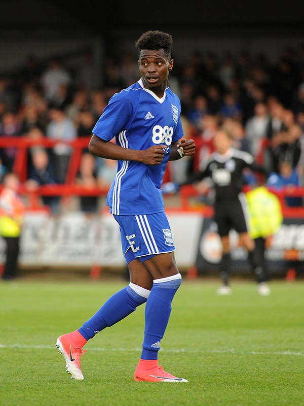 33 - Cheick Keita - defender - First Team