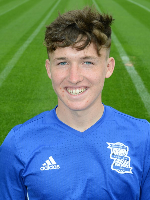 Joe Redmond - defender - U18s