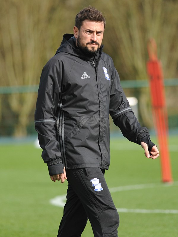 Pep  Clotet  - assistant manager - First Team