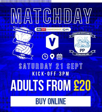 Home | Birmingham City Football Club